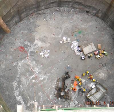 Shaft and Tunnel blasting