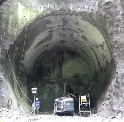 Shaft and Tunnel blasting