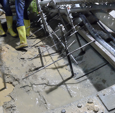 Ground Improvement / Grouting